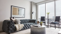 Architectural 1BR in Fenway by Sonder