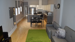 Le St Denis 1 bedroom - mtlFlats