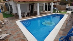 Villa With 3 Bedrooms in Orihuela, With Private Pool, Enclosed Garden