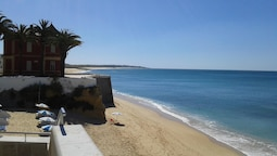 Apartment With 2 Bedrooms in Armação de Pêra, With Wonderful sea View