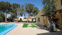 Apartment With 5 Bedrooms in Sant Joan D'alacant, With Private Pool, E