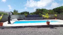 Villa With 4 Bedrooms in Pereybere, With Private Pool, Enclosed Garden