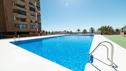Apartment With one Bedroom in Fuengirola, With Private Pool - 50 m Fro