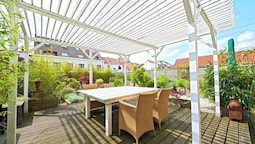 Apartment With 2 Bedrooms in Uccle, With Enclosed Garden and Wifi
