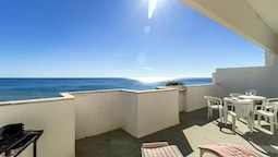 Apartment With 2 Bedrooms in Armação de Pêra, With Wonderful sea View,