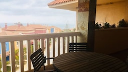 Apartment With one Bedroom in La Capellania, With Wonderful sea View,