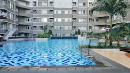 2 Bedrooms Sudirman Park By Travelio