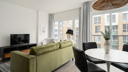 Artsy 1BR in Quartier des Spectacles by Sonder