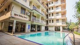 OYO 12701 Home 1BHK With Pool Calangute Beach