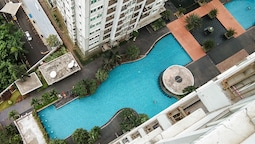 1 Bedroom at Apartment Thamrin Residence by Travelio