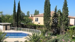 Apartment With 2 Bedrooms in Fréjus, With Pool Access, Furnished Terra