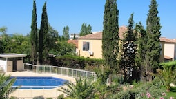 Apartment With 2 Bedrooms in Fréjus, With Shared Pool, Furnished Terra