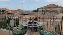 Apartment With 2 Bedrooms in Acireale, With Wonderful sea View, Furnis
