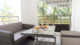 Apartment With one Bedroom in Boucan Canot, With Furnished Balcony and
