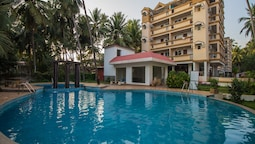 OYO 12953 Home Pool View 2BHK Arpora