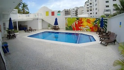 Apartamento Commodore Bay Club 205