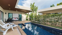 Tropical 3br Pool Villa by Intira Villas