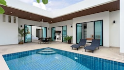 Big Buddha View 3br Pool Villa by Intira