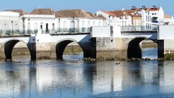 Apartment With 3 Bedrooms in Tavira, With Wonderful City View, Balcony