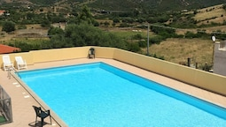 Apartment With 2 Bedrooms in Franculacciu, With Shared Pool and Furnis