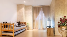 Rosebury Studio Suite by D Imperio Homestay