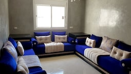 Apartment With 2 Bedrooms in Agadir, With Balcony and Wifi - 1 km From