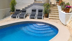 Apartment With 2 Bedrooms in Benissa, With Wonderful sea View, Pool Ac