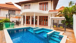 Samui Smile House Villa-3 Bedrooms With Private Pool