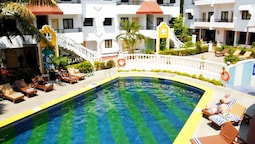 The Goan Village Beach resort , Goa