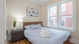 Beautiful 3BR in Heart of North End by Domio