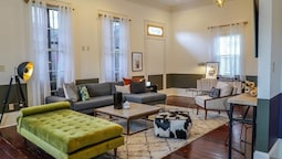 Charming 3br/2ba Home in Historic Treme by Domio