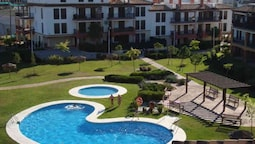 Apartment With 2 Bedrooms in Ayamonte, With Wonderful Lake View, Pool