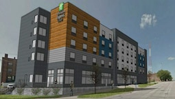 Holiday Inn Express And Suites Omaha Downtown - Airport