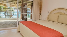 Beachfront 3 Bedroom Tulum Area Resort Style Condo