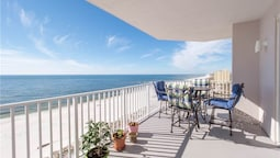 Gulf Front Beach Condo on Perdido Key
