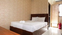 Best Studio 25 Kebagusan City Apartment