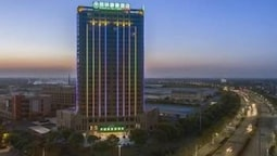 Greentree Zhejiang Jiaxing Jiashan Renmin Road Business Hotel