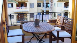 Apartment With 2 Bedrooms in La Mata, With Wonderful sea View, Shared
