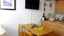 Apartment With 2 Bedrooms in Val Thorens, With Wonderful Mountain View