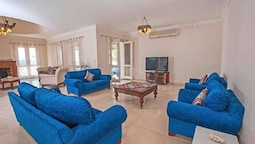 Hill Villa Next to The Sea in El Gouna- Hill H63