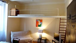 Apartment With one Bedroom in Biarritz, With Enclosed Garden and Wifi