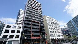 Auckland CBD Modern 2 Bedroom Apartment