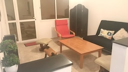 Apartment With 2 Bedrooms in Rabat, With Furnished Garden - 6 km From