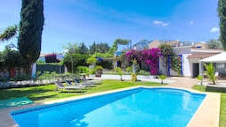 1116 Cozy Andalusien Villa Marbella Center 300M > Beach