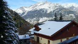 Apartment With 3 Bedrooms in Modane, With Wonderful Mountain View and