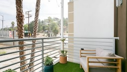 Explore Silver Lake From a Bright, Eclectic Condo