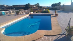 Villa With 3 Bedrooms in Teulada, With Wonderful sea View, Private Poo