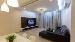 Vung Tau Plaza Design and Cute Apartment