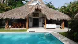 House With 4 Bedrooms in Las Terrenas, With Private Pool, Enclosed Gar