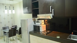 1BR Apartment @ Sahid Sudirman Residence Located in Jakarta's CBD
